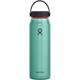 Hydro Flask Wide Mouth Trail Lightweight Bidón con Tapa Flex 946ml, Turquesa